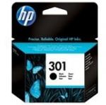 HP original ink cartridge No.301 - black  (VIVERA CH561EE)